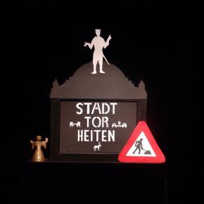 Stadttorheiten - Münchner Stadtsagen