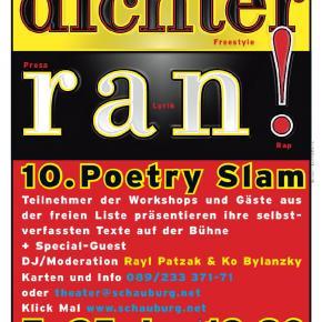 10. Poetry Slam