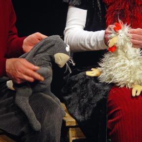 Has' und Huhn