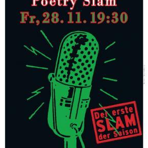 13. Poetry Slam