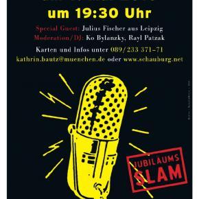 20. Poetry Slam