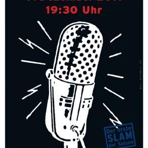 25. Poetry Slam