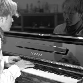Klavierabend mit Wanja Belaga