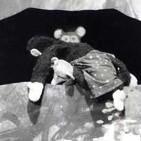 Monkie - oder das verlorene Äffchen