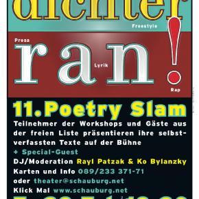 11. Poetry Slam