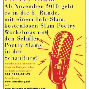 14. Poetry Slam