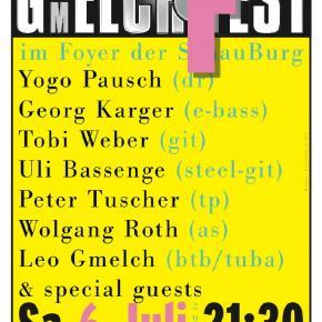 GmELCH-Fest